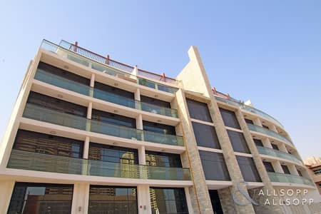 1 Bedroom Flat for Rent in Jumeirah Village Circle (JVC), Dubai - One Bed Duplex | Modern Finish | Balcony