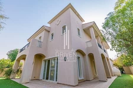 فیلا 5 غرفة نوم للايجار في المرابع العربية، دبي - Bright and Well-kept 5 BR Villa for Rent