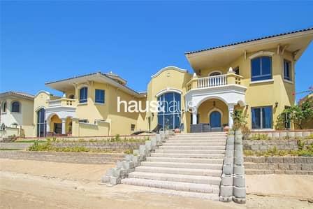 فیلا 4 غرف نوم للبيع في نخلة جميرا، دبي - Vacant Garden Home in Immaculate Condition