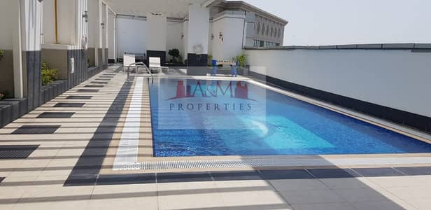 3 Bedroom Apartment for Rent in Danet Abu Dhabi, Abu Dhabi - Move in now!Spacious 3 Bedroom with Facilities Available at Danet Abu Dhabi