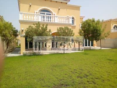 5 Bedroom Villa for Sale in Jumeirah Park, Dubai - Garden View 5 Bed Legacy Villa in District 2
