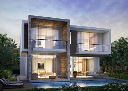 فیلا 3 غرفة نوم للبيع في داماك هيلز (أكويا من داماك)، دبي - إنتقل لبيتك فوراً   إطلالة الجولف   بطريقة أقساط بعد الإستلام   تصميم فندي