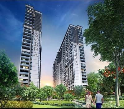 شقة 1 غرفة نوم للبيع في مدينة محمد بن راشد، دبي - شقة في شوبا كريك فيستاس شوبا هارتلاند مدينة محمد بن راشد 1 غرف 796000 درهم - 4156218