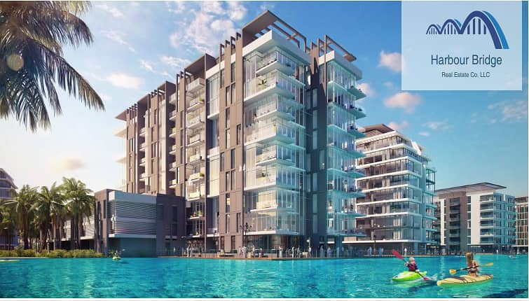 9 Fully Furnished -1Bedroom-Facing Crystal Lagoon-MBR