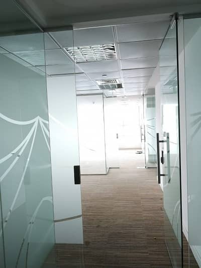 Office for Sale in Jumeirah Lake Towers (JLT), Dubai - Full Floor | Fitted Offices | Armada 2 | JLT | For Sale