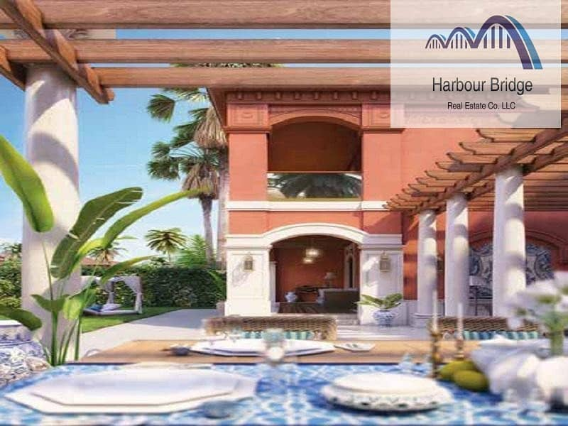 2 Your ultra luxury 7 bedroom villa in Palm Jumeirah