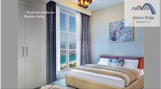 شقة 1 غرفة نوم للبيع في دبي مارينا، دبي - Ready to Move in  1-Bedroom For Sale Marina Arcade