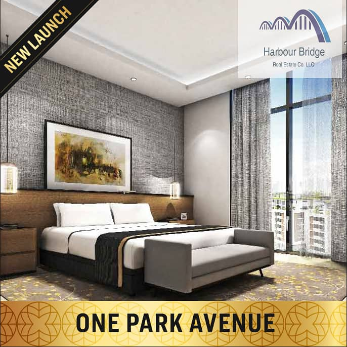 2 New Launched 1-Bedroom For Sale At One Park Avenue
