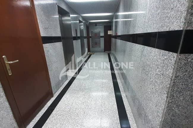 Nice and Well Maintained 2 BHK in Khalifa Street @ AED 70000