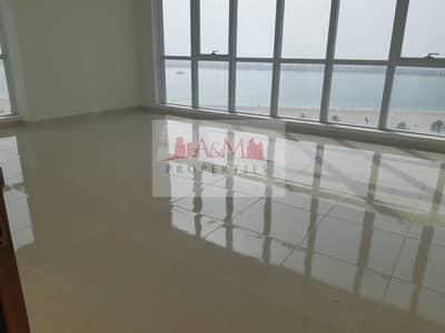 شقة 3 غرفة نوم للايجار في منطقة الكورنيش، أبوظبي - Brand New 3 Master Bedroom+Maid+Parking on corniche
