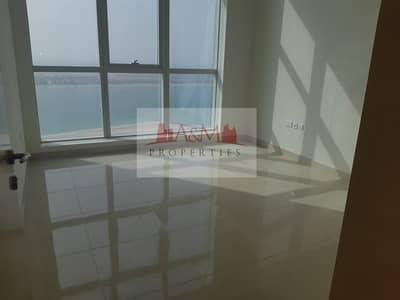 شقة 2 غرفة نوم للايجار في منطقة الكورنيش، أبوظبي - Spacious 2 bedroom Apartment with sea view  in Cornish