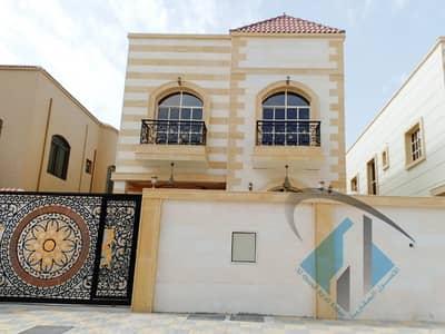 فیلا 5 غرفة نوم للبيع في المويهات، عجمان - فيلا جديدة خمس غرف نوم قريبة من مسجد للبيع بسعر لقطة