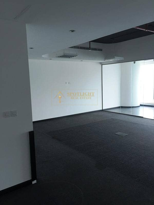 Fitted Ready Office - Churchill Executive Commercial Tower Business Bay - Canal View