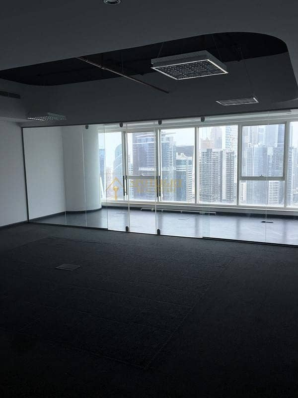 2 Fitted Ready Office - Churchill Executive Commercial Tower Business Bay - Canal View