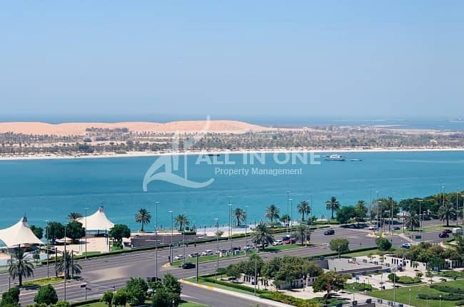 2 Attractive Place and Brand New 4BHK in Corniche @ AED 210000