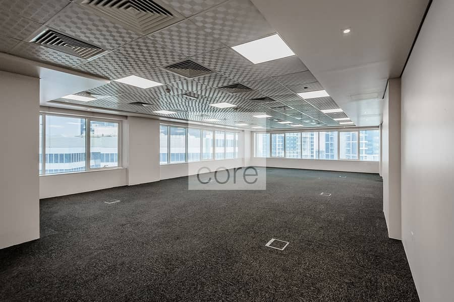 Fitted Office   Rent Negotiable   High Flr