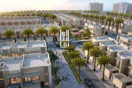 3 Bedroom Townhouse for Sale in Mohammad Bin Rashid City, Dubai - Monthly installment 3BR  Townhouse! 5% deposit  | 0% Commission| Mag
