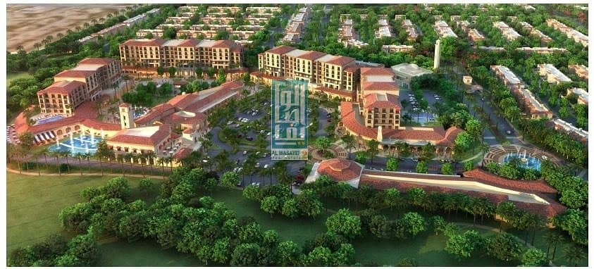 2 AVAIL NOW ! Villa in Casa Viva Dubai. Starting from 1.5M with payment plan .3Bedroom