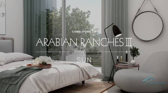 3 Bedroom Villa for Sale in Arabian Ranches 3, Dubai - Ranches 3 ! Luxury 3 B/R Villa ! Easy Payment Plan