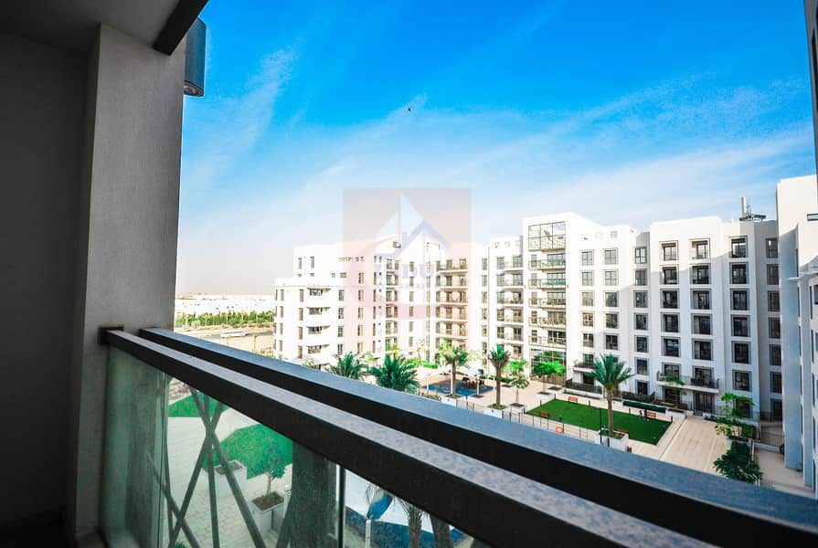 11 SAFI Biggest 1BR | Vacant and Brand New unit