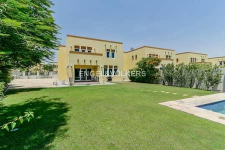 فیلا 3 غرفة نوم للايجار في جميرا بارك، دبي - Fully Furnished   Great Location  Big Plot
