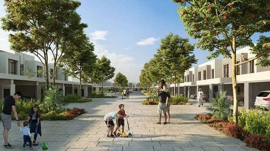 فیلا 4 غرفة نوم للبيع في أم سقیم، دبي - ادفع 50٪  فقط حتى 24 شهر من قيمة الوحدة تحت الانشاء
