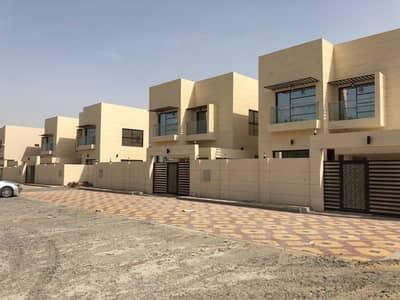 فیلا 5 غرفة نوم للبيع في المويهات، عجمان - فيلا للبيع جاهزة للعيش في أو للاستثمار في عجمان