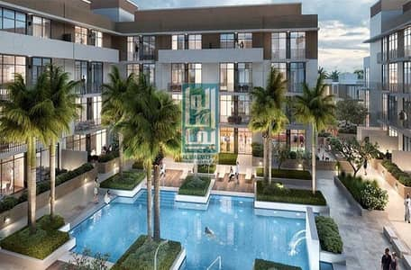 شقة 1 غرفة نوم للبيع في دائرة قرية جميرا JVC، دبي - Own a new 1 Bedroom apartment in the best integrated residential complex in  JVC / Dubai.