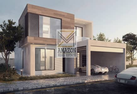 فیلا 2 غرفة نوم للبيع في الطي، الشارقة - 2 Bedroom  Maid villa at just 899k/Zero Service Charge