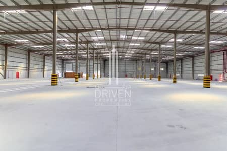 Warehouse for Sale in Jebel Ali, Dubai - Brand New Warehouse Located at Jebel Ali