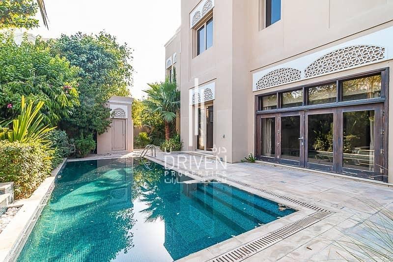 Elegant Type D 6 Bed Villa Best Location