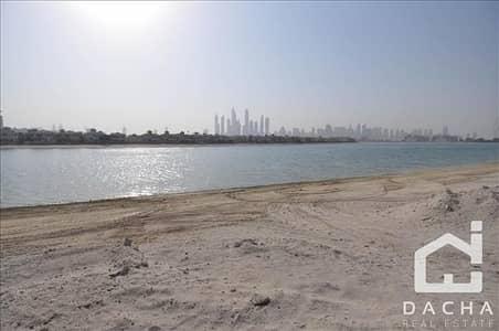 Plot for Sale in Palm Jumeirah, Dubai - Higher Number / Marina Facing Plot