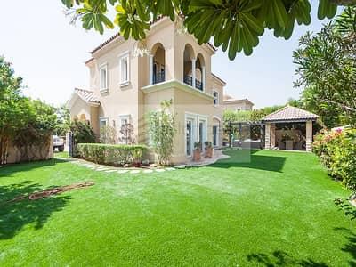 فیلا 3 غرفة نوم للبيع في المرابع العربية، دبي - Upgraded and Extended | Type A2 3BR+M Villa