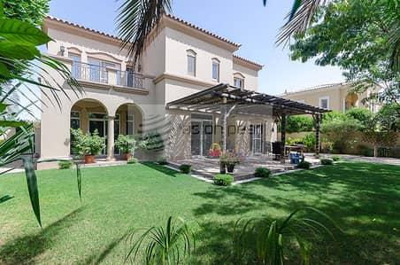 فیلا 5 غرفة نوم للبيع في المرابع العربية، دبي - Exclusive | 5BR Type C2 with Lovely Garden Plot