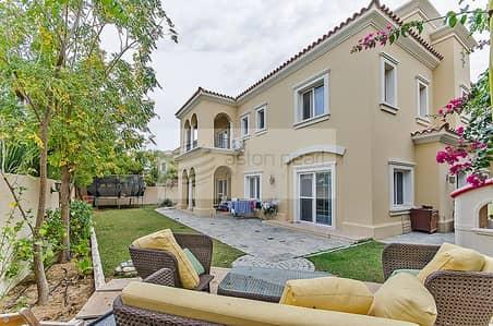 فیلا 3 غرفة نوم للبيع في المرابع العربية، دبي - Beautiful 3BR+M Villa | Close to Pool and Park
