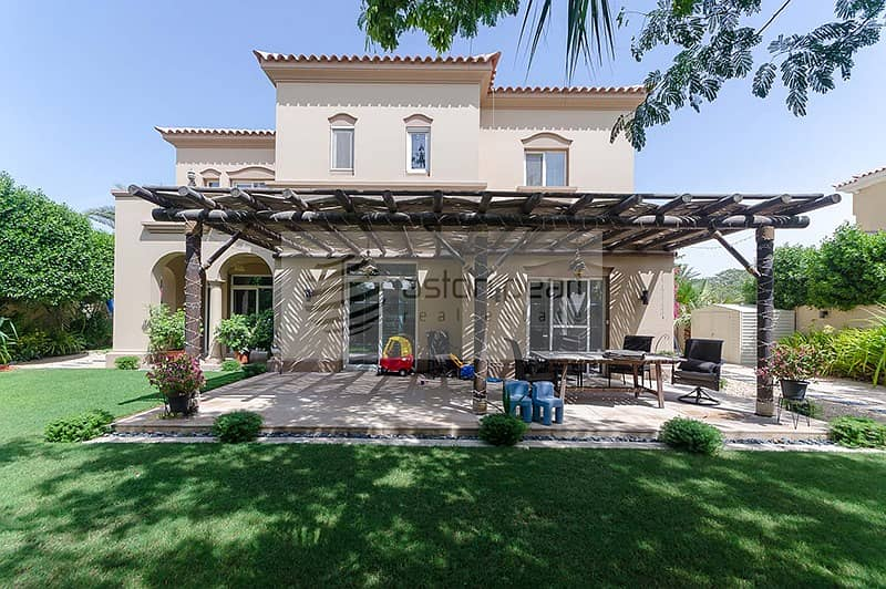 2 Exclusive | 5BR Type C2 with Lovely Garden Plot