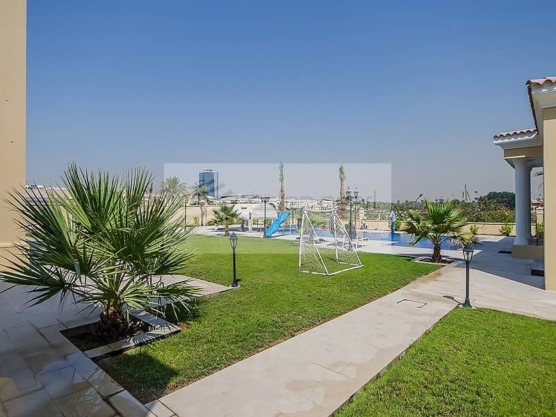 20 Extended and Upgraded Villa | Full Polo Field View