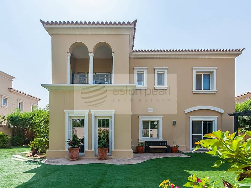 11 Upgraded and Extended | Type A2 3BR+M Villa
