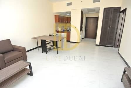 1 Bedroom Apartment for Rent in Jumeirah Village Circle (JVC), Dubai - Furnished 1 Bedroom flat for rent in Knightsbridge Court