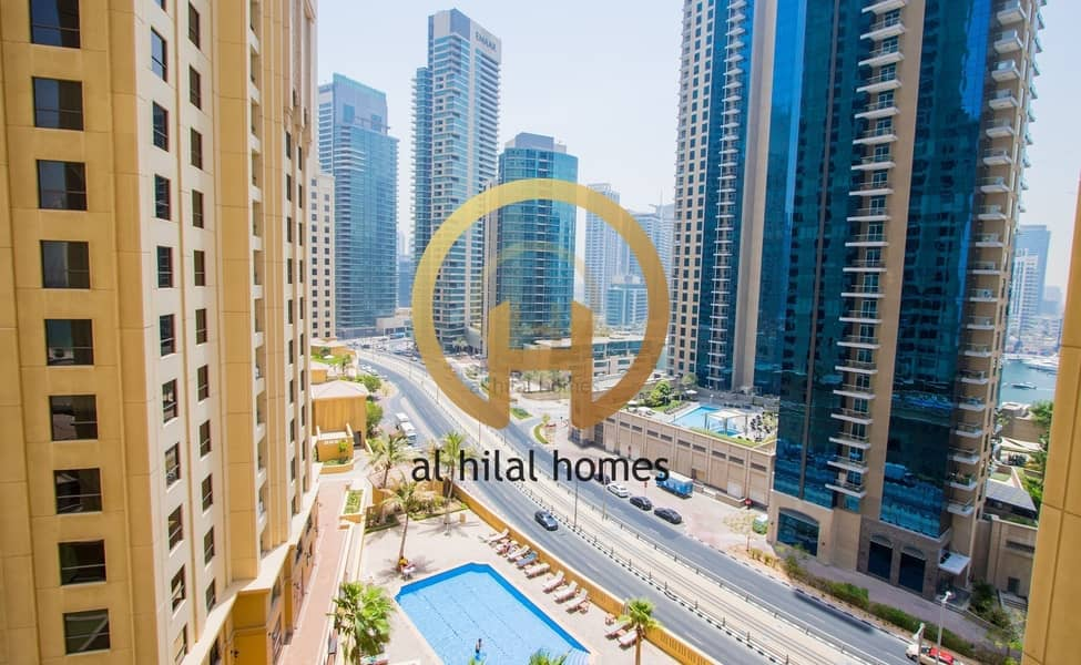 Large 4 Bed Room + Maids room in Rimal 5