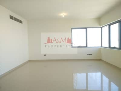 Specious Neat & Clean 3 Bedroom + Maid Room Apartment