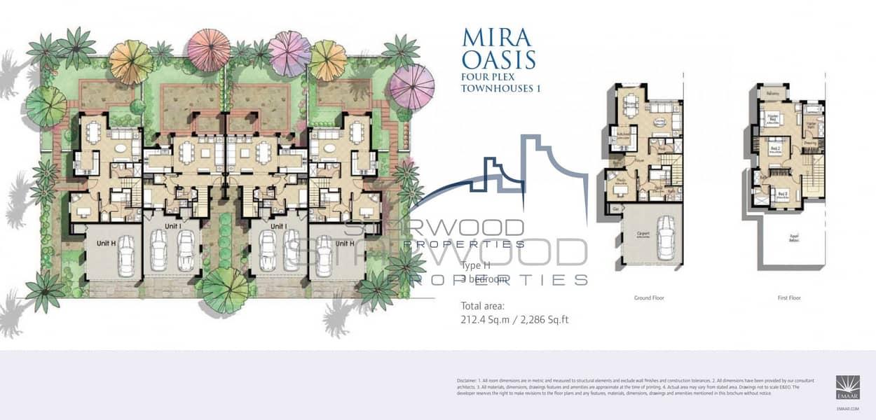 20 1Month Free 4BHK villa in Mira Oasis @ 100k