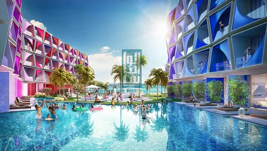 1 Bedroom Apartment for Sale in The World Islands, Dubai - The Best investments /100%Return over 12 yrs Guaranteed
