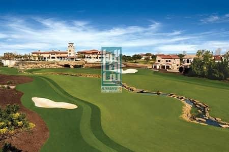 فیلا 5 غرفة نوم للبيع في جميرا جولف إستيت، دبي - Pay for only 20% and Hand Over a royal golf villa. 5 Bedroom with POOL