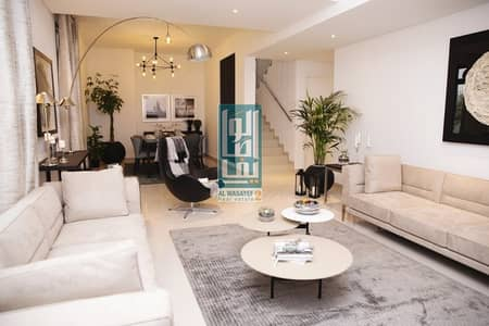 تاون هاوس 2 غرفة نوم للبيع في الطي، الشارقة - Luxury Villa in Sharjah | 2 Bedroom + Maid's Room For Sale - 0 Service Charge Forever