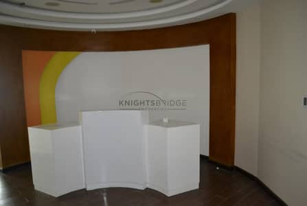 Office for Rent in Barsha Heights (Tecom), Dubai - Semi Fitted Office Space With Community View