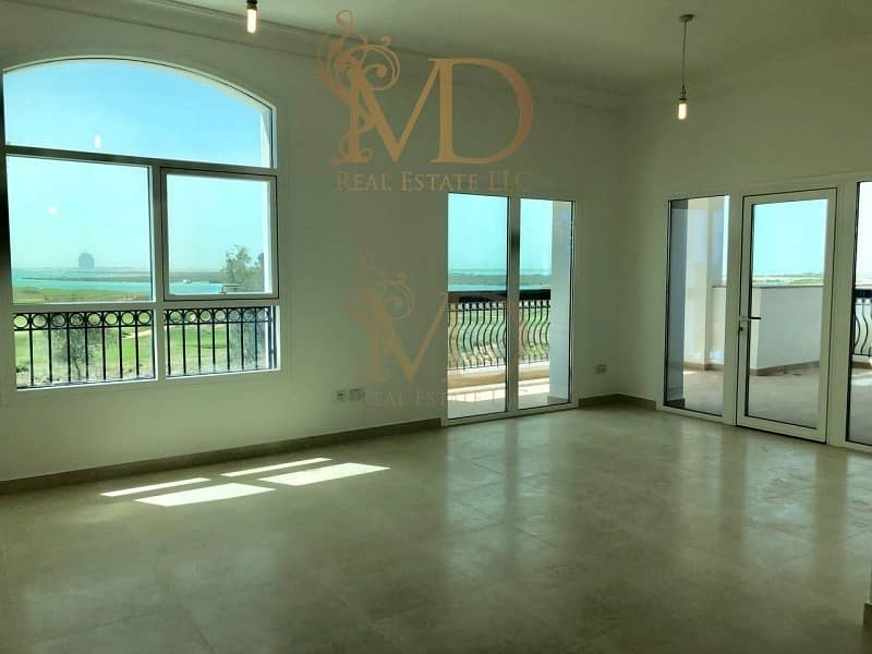 Luxury Home in Heart of Yas island .