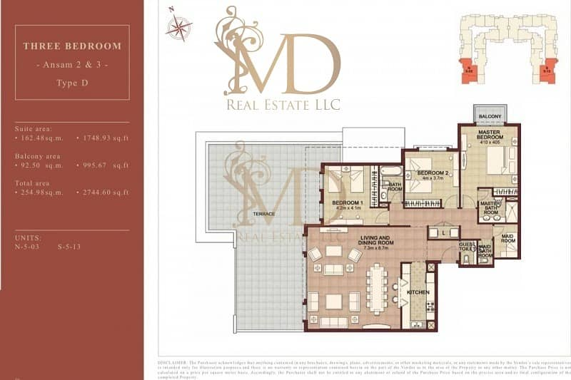 17 Luxury Home in Heart of Yas island .