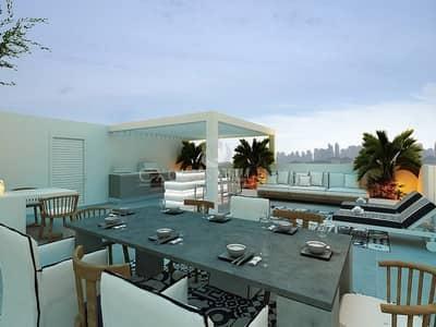 فیلا 5 غرفة نوم للبيع في نخلة جميرا، دبي - Custom Built | Fully Furnished | Skyline View