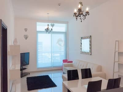 1 Bedroom Apartment for Rent in Dubai Marina, Dubai - Must See | Fully Furnished with Sea Views